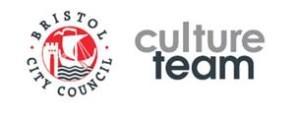 Bristol City Council Culture Team logo
