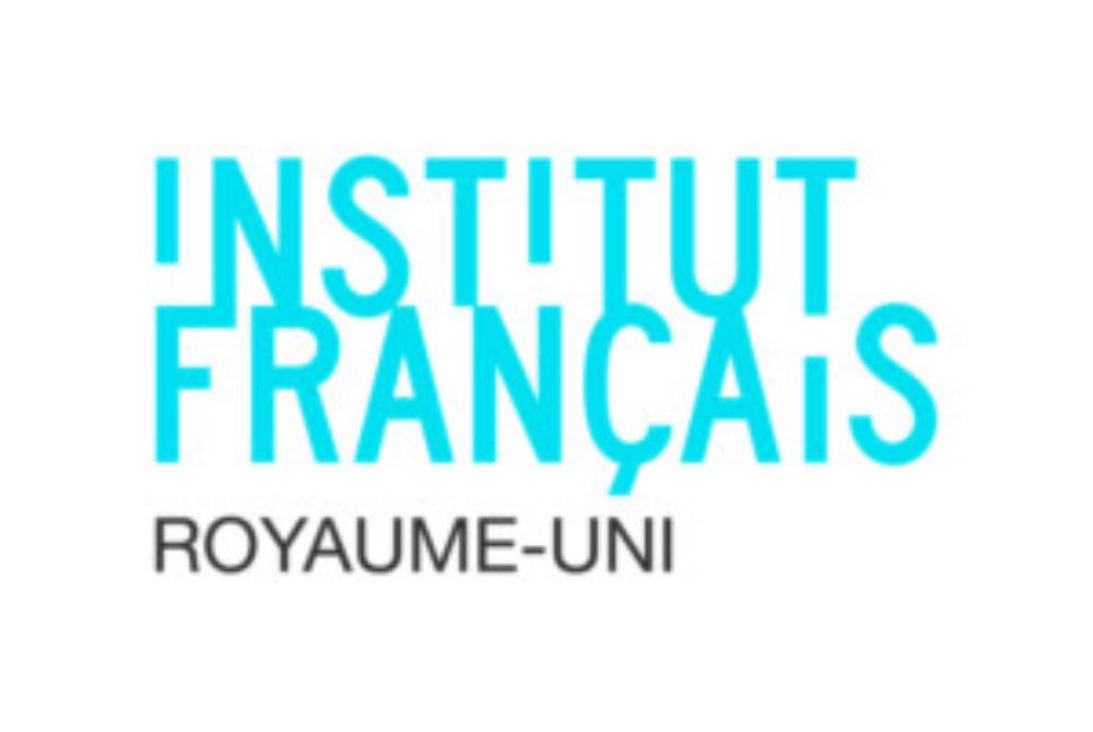 Logo for the French Institute