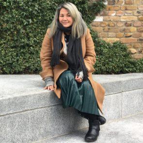 IBT Summit Facilitator, Annie Jael-Kwan