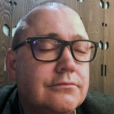 Stephen Hodge